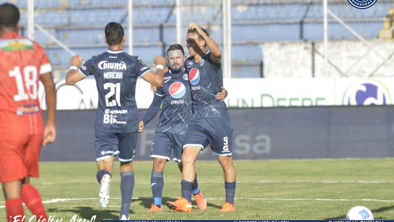 Motagua, el gran líder tras las primeras tres fechas del torneo Apertura 2020