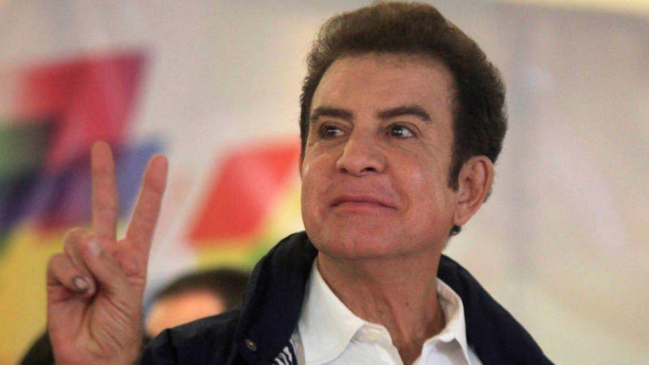 Nasralla no está seguro si será el candidato presidencial del partido 'Salvador de Honduras'