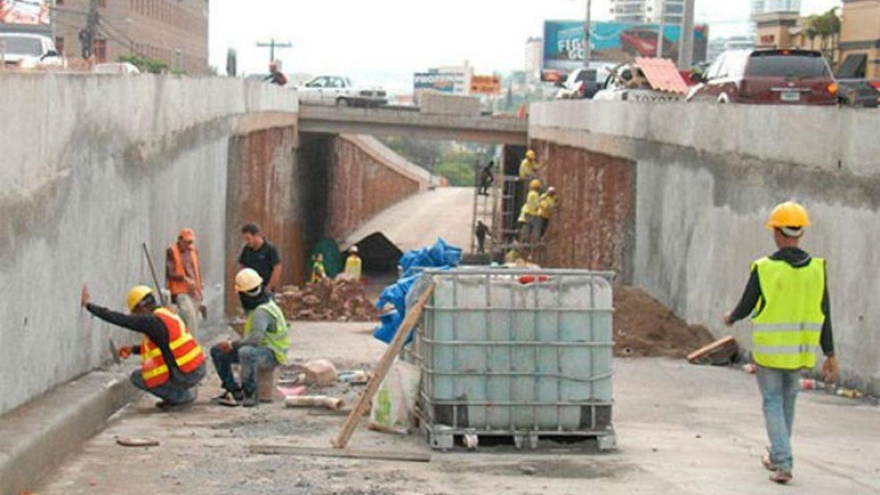 No habrá circulación de vehículos en este sector de Tegucigalpa hasta el 26 de noviembre de 2020