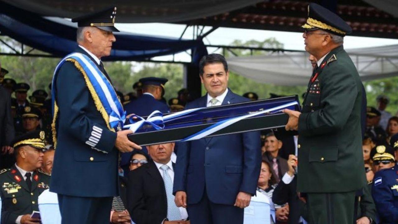Exministro de Defensa de México  condecorado en Honduras fue capturado por vínculos con el narcotráfico en Estados Unidos