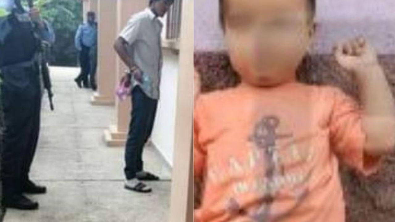 A la cárcel de máxima seguridad 'La Tolva' envían a hombre que mató a golpes a su hijo de 2 años