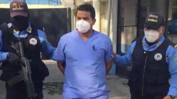 médico detenido