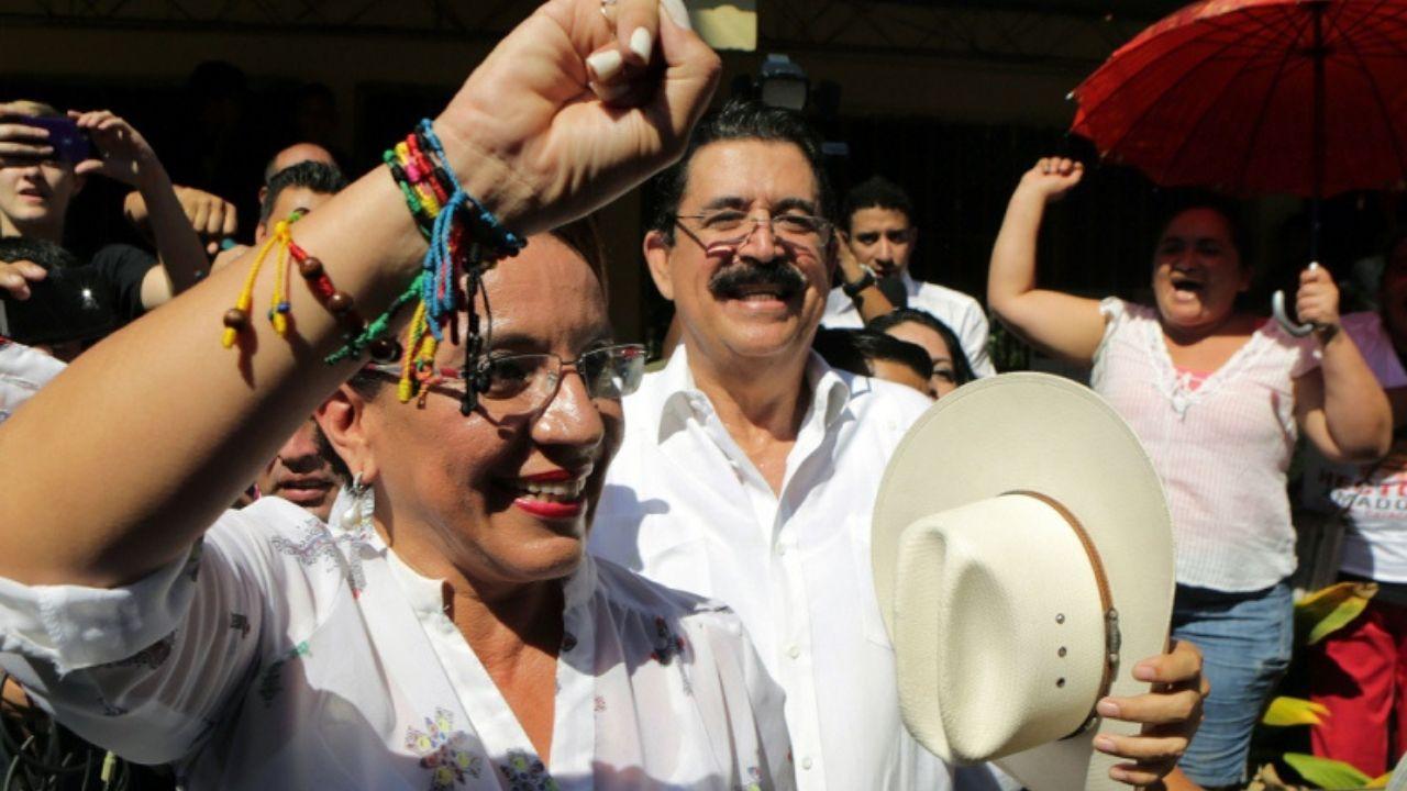 Xiomara Castro de Zelaya resultó negativo a la prueba de covid-19