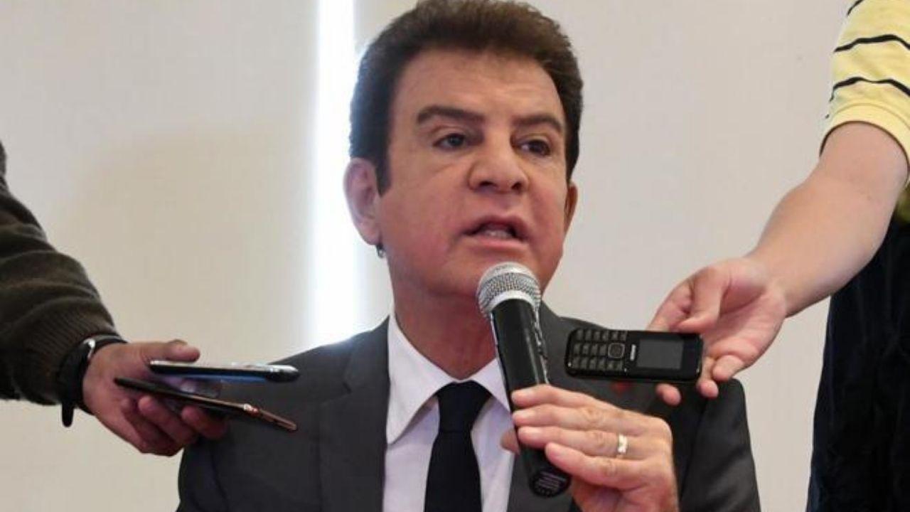 Salvador Nasralla denuncia que 'hay más de un millón de muertos en el censo electoral, ellos continúan votando'