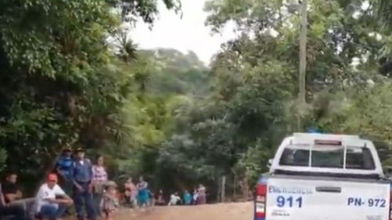 Matan a un niño de 11 años y lanzan su cuerpo frente a una iglesia en Santa Bárbara