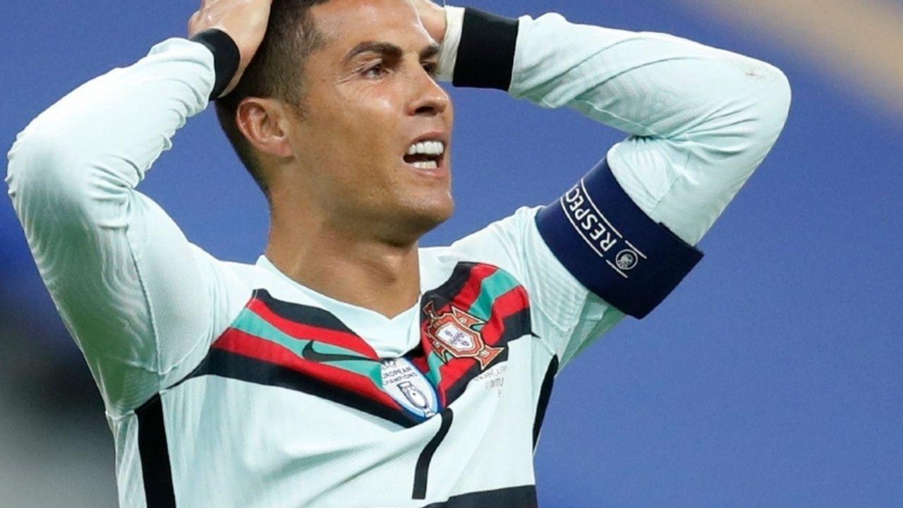 Cristiano Ronaldo da positivo a prueba de covid, según Federación de Portugal