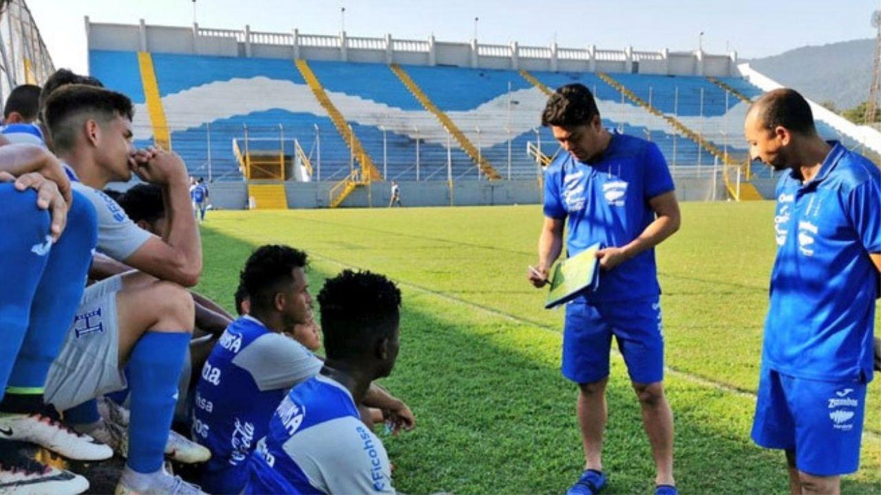 Selección de Honduras sub 20 anuncia convocatoria para el microciclo del 25 al 28 de octubre