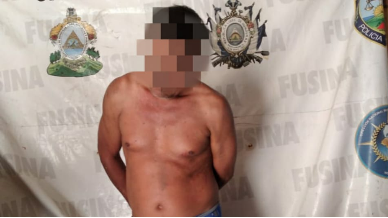 Hondureño trató de dar muerte a su propia madre en San Lorenzo