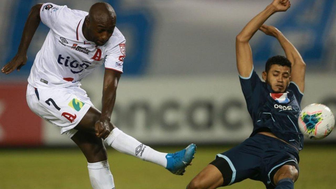 Motagua elimina al Alianza de El Salvador en los octavos de Liga Concacaf