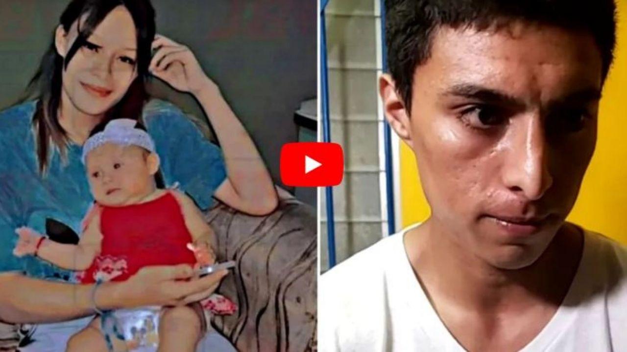 Recuperan a bebé que fue raptada por el asesino de su madre en El Progreso, Yoro