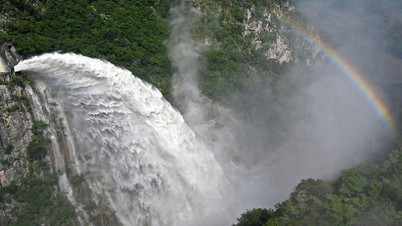 ¿Habrá más descargas controladas en la represa El Cajón?