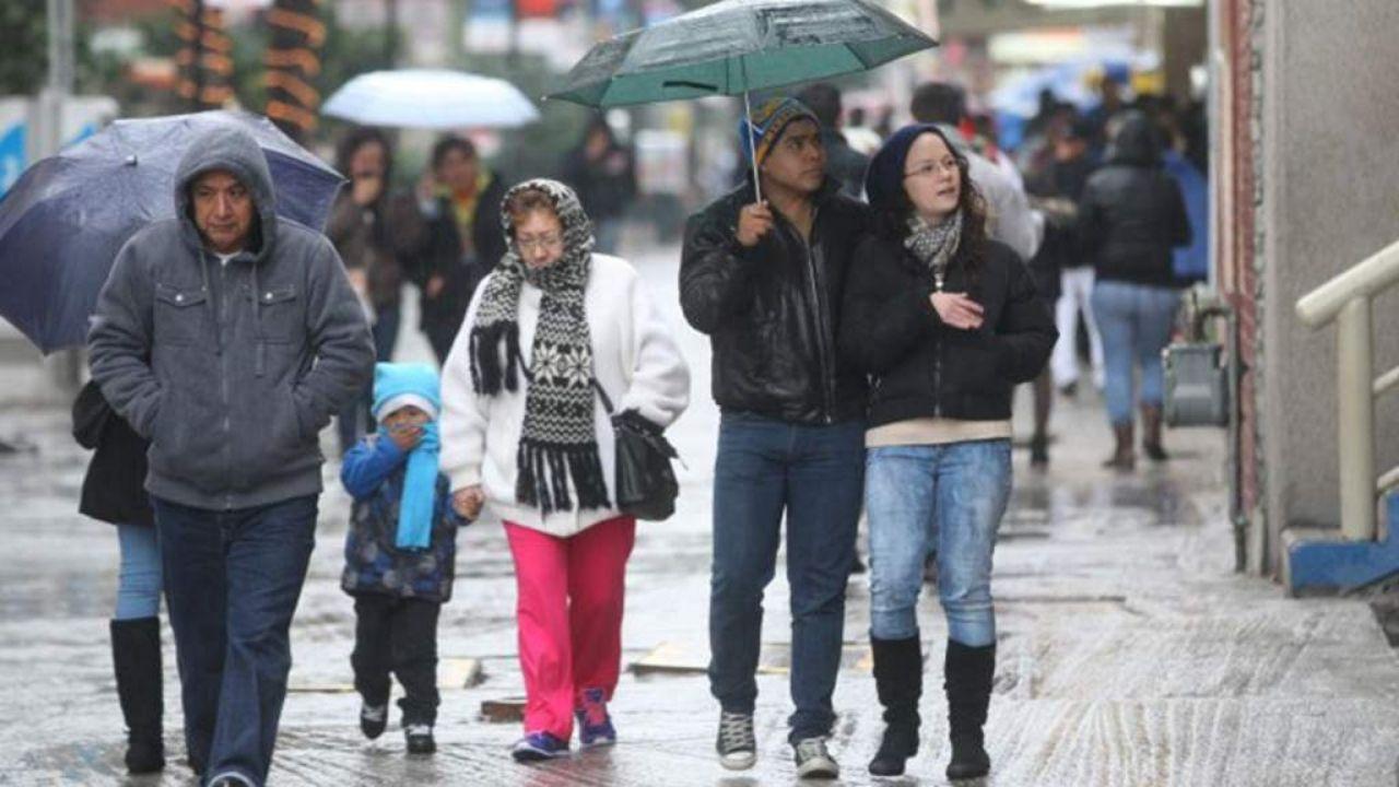 En los próximos días podría ingresar el primer frente frío a Honduras