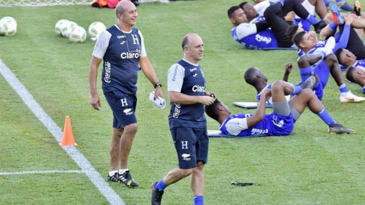 Oficial: Fabián Coito presenta lista de convocados para amistoso de La H contra Guatemala