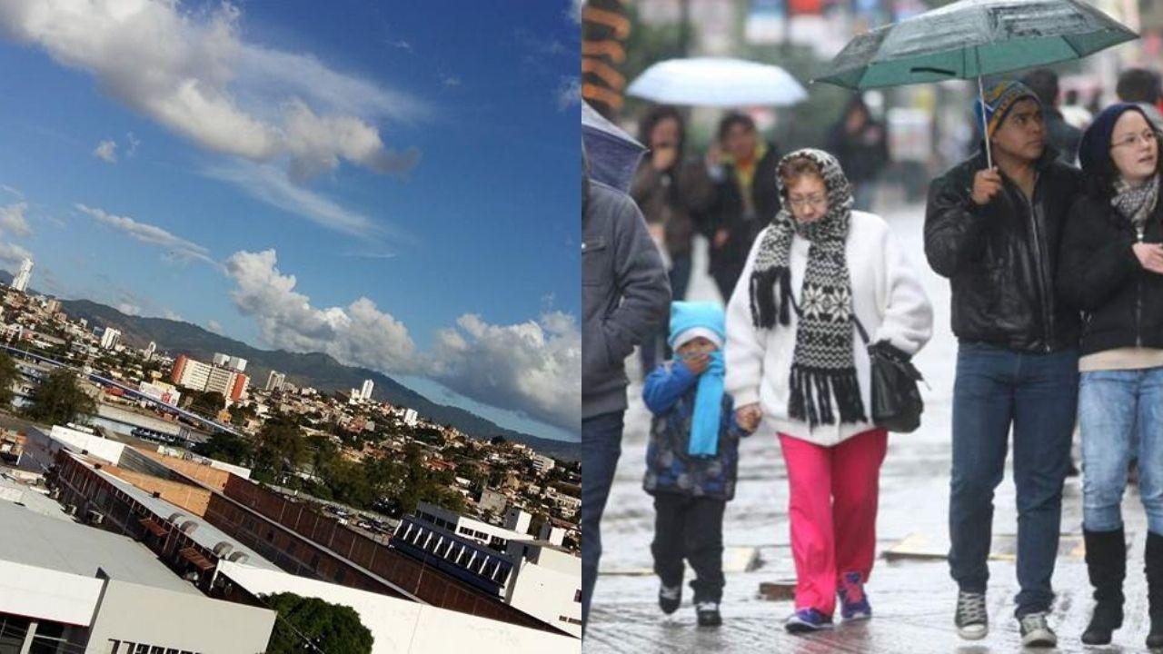 Zonas inundadas de Honduras respiran ante anuncio de tres días sin lluvias, pero bajo alerta del primer frente frío de la temporada