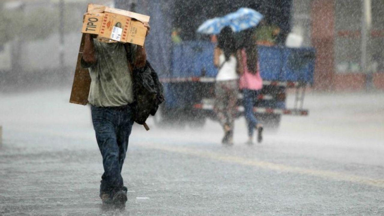 Vaguada dejará lluvias para este fin de semana en estas regiones de Honduras