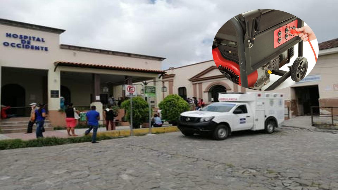 Intoxicadas resultaron 14 personas por encender planta eléctrica de un negocio en el occidente de Honduras