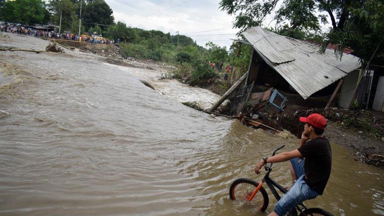 Remanentes de Iota afectan a más de 101 mil personas en Guatemala