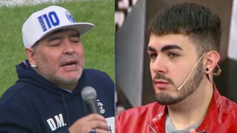 Hijo de Maradona