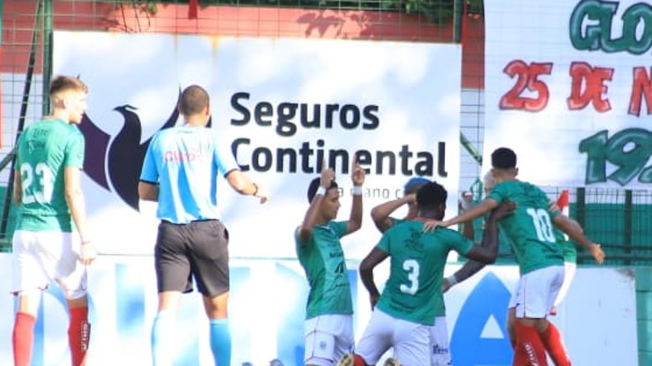 Marathón goleó 5 a 0 a Real Sociedad y es líder de la zona norte