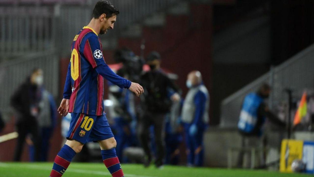 ¡Messi explota ante señalamientos! 'Estoy un poco cansado de ser el problema de todo en el club'
