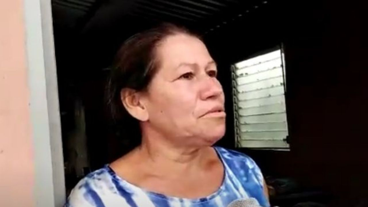 'Mi casa me quedó como salón de baile', el triste relato de hondureña tras perderlo casi todo por Iota