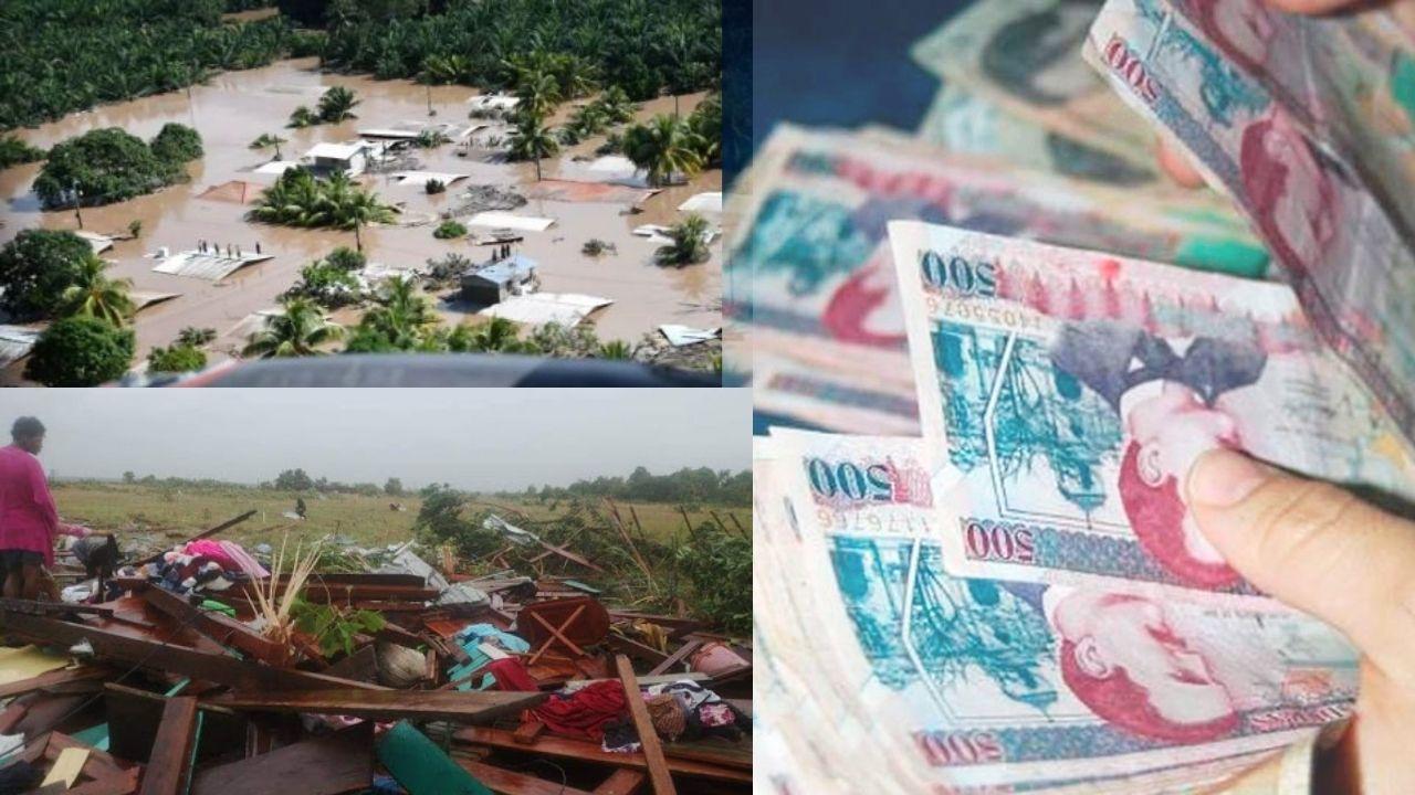 En unos 10 mil millones de dólares se estiman pérdidas por Iota y Eta en Honduras