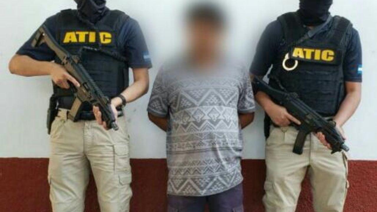 Capturan a expolicía hondureño acusado de tres delitos