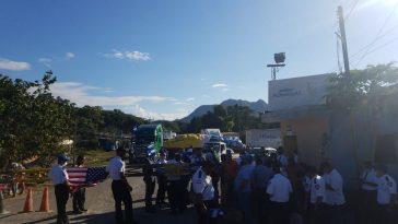 Pobladores denuncian el no ingreso a ayuda humanitaria