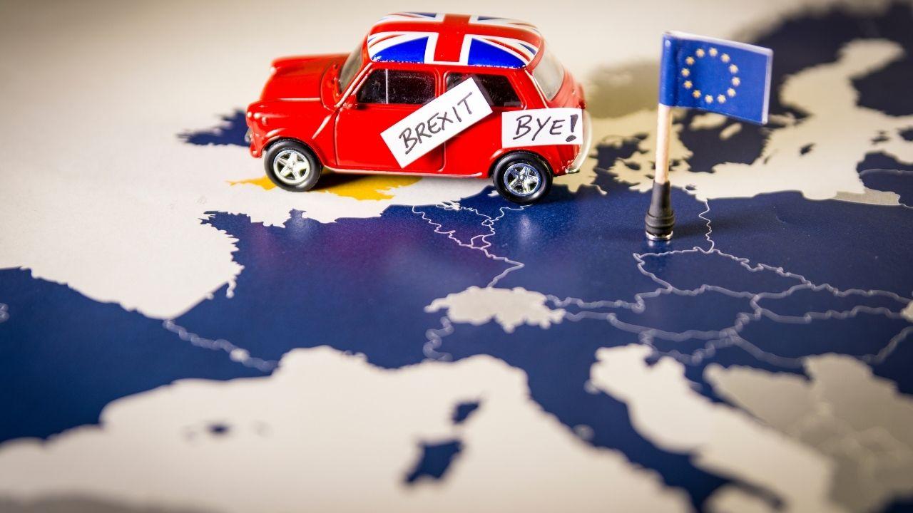 Con el Brexit, se acabó el bocadillo de jamón al entrar en la Unión Europea