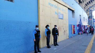 policia honduras