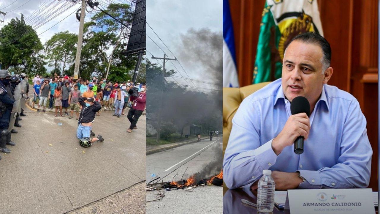 Alcalde Calidonio lamenta la muerte de una persona en desalojo violento: 'ojalá que nunca más se repita'