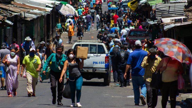 circulacion de hondureños