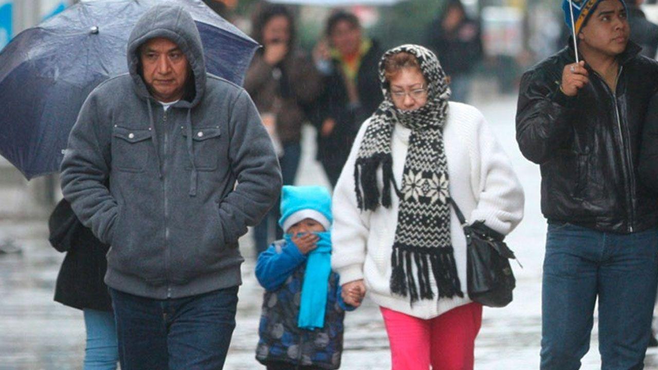 El lunes ingresará otro frente frío a Honduras y dejará lluvias en estos departamentos