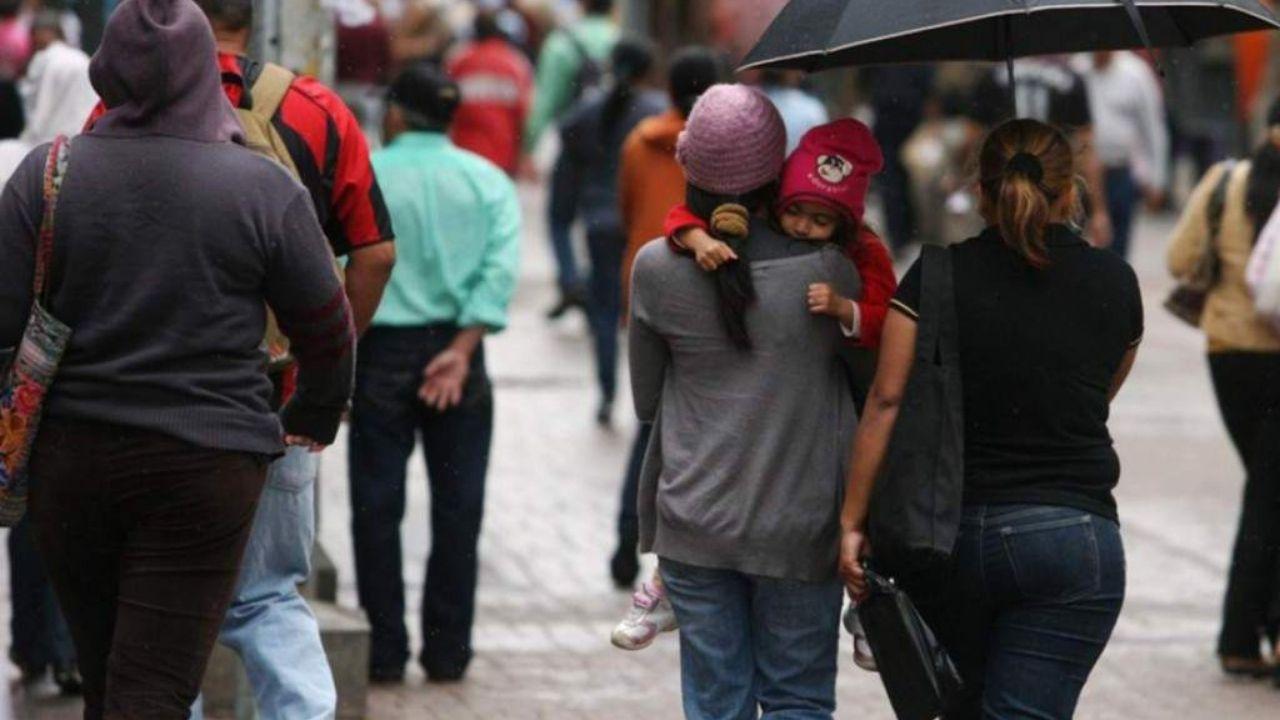 Masa de aire frío afectará a tres departamentos de Honduras el 25, 26 y 27 de diciembre de 2020