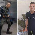 Esdras samuel lainez soldado hondureño