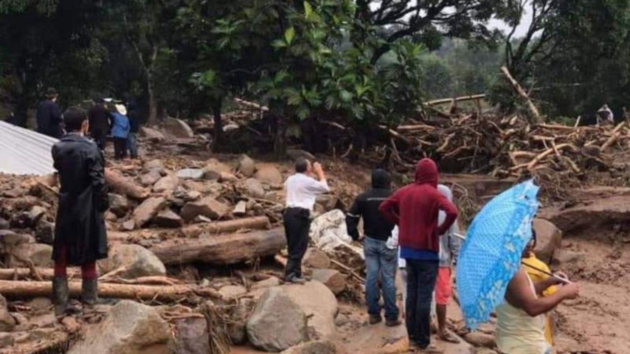 Zona occidental de Honduras se desmorona tras paso de Iota y Eta, pobladores claman que están solos