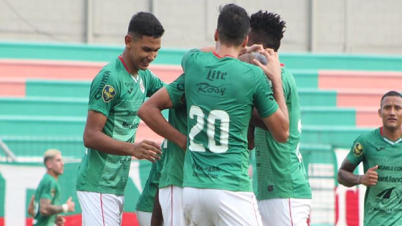 Marathón se consolida tras ganar 4-0 al Honduras Progreso; Real de Minas venció 2-1 a Real Sociedad