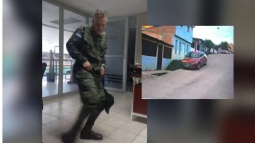 esdras samuel lopez, exmilitar hondureño