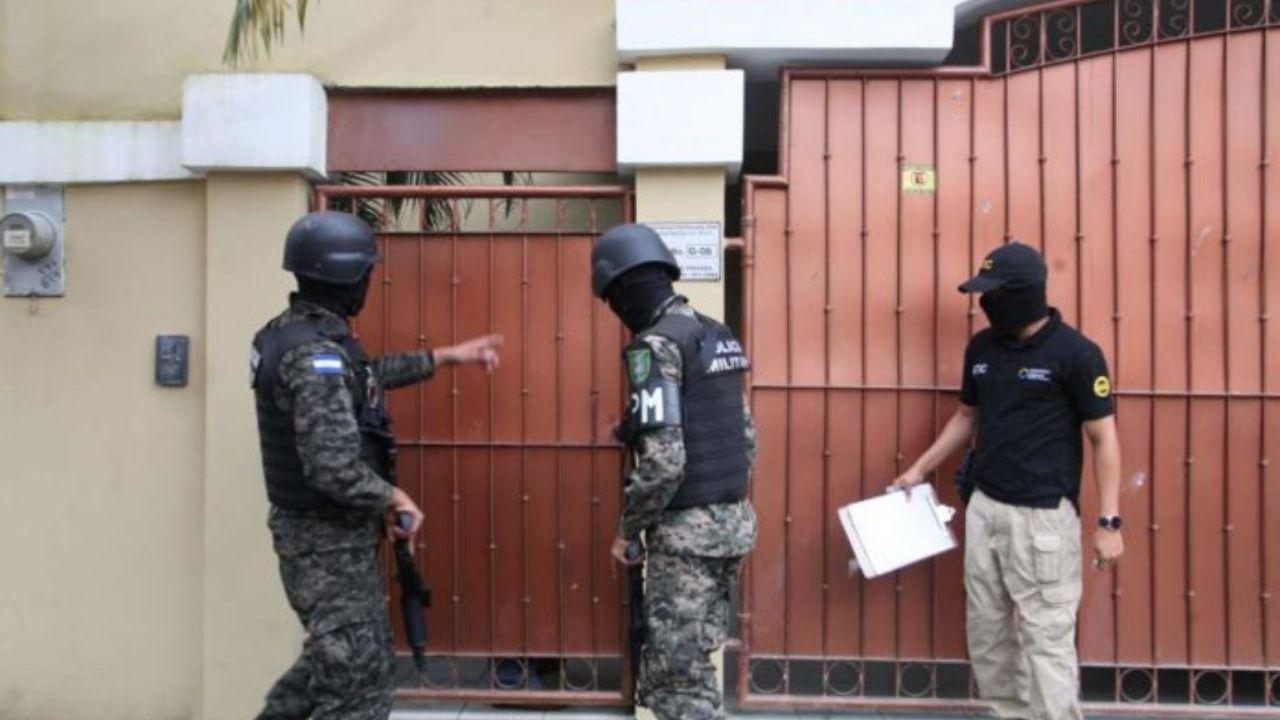 Ejecutan 46 allanamientos mediante la 'operación Sigma', dirigida a frenar supuesta organización lavadora de activos