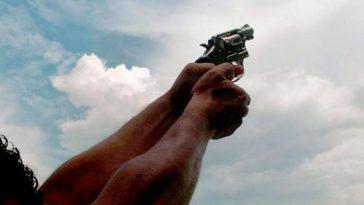 pistolero en honduras