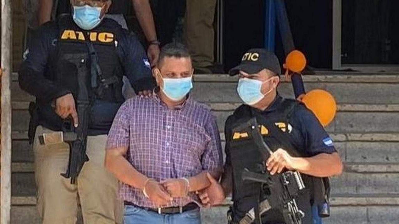 Prisión Preventiva para socio del clan Barralaga, a quien le aseguraron 362 bienes y se le acusa de lavar L 154 millones