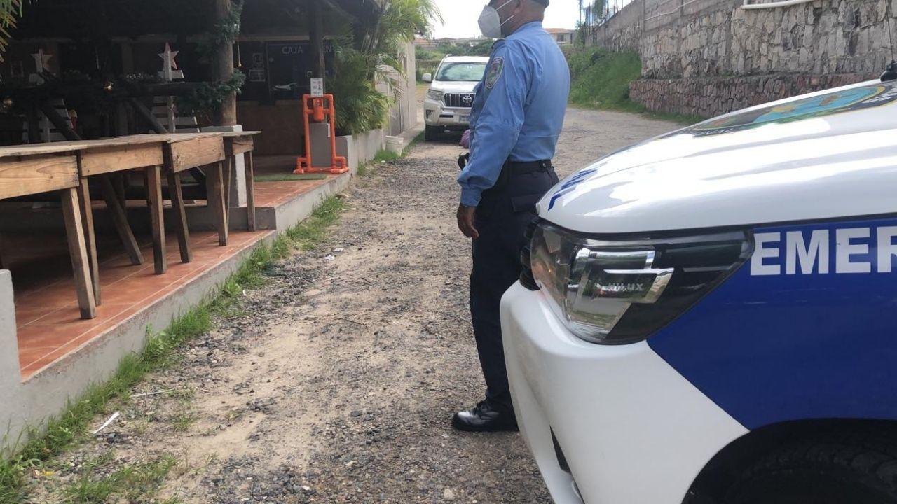 Matan a un abogado en las afueras de un restaurante en Tegucigalpa