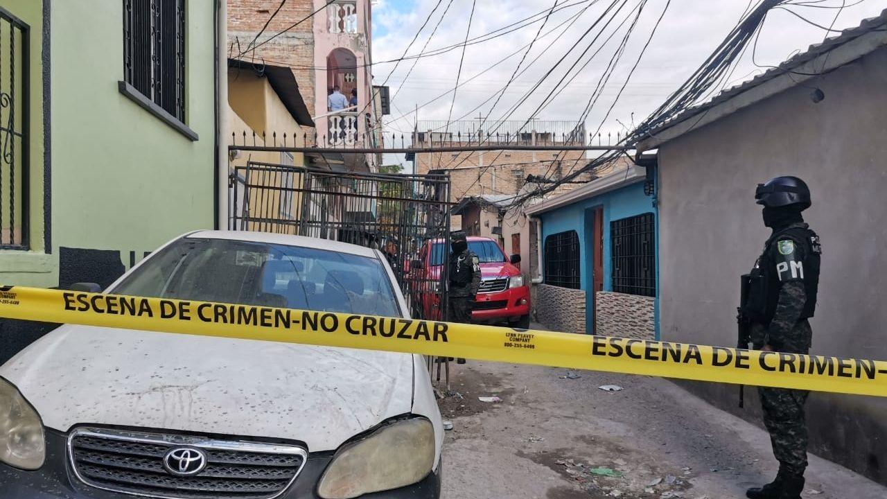 Hombre mata a balazos a su esposa y luego se quita la vida en Tegucigalpa