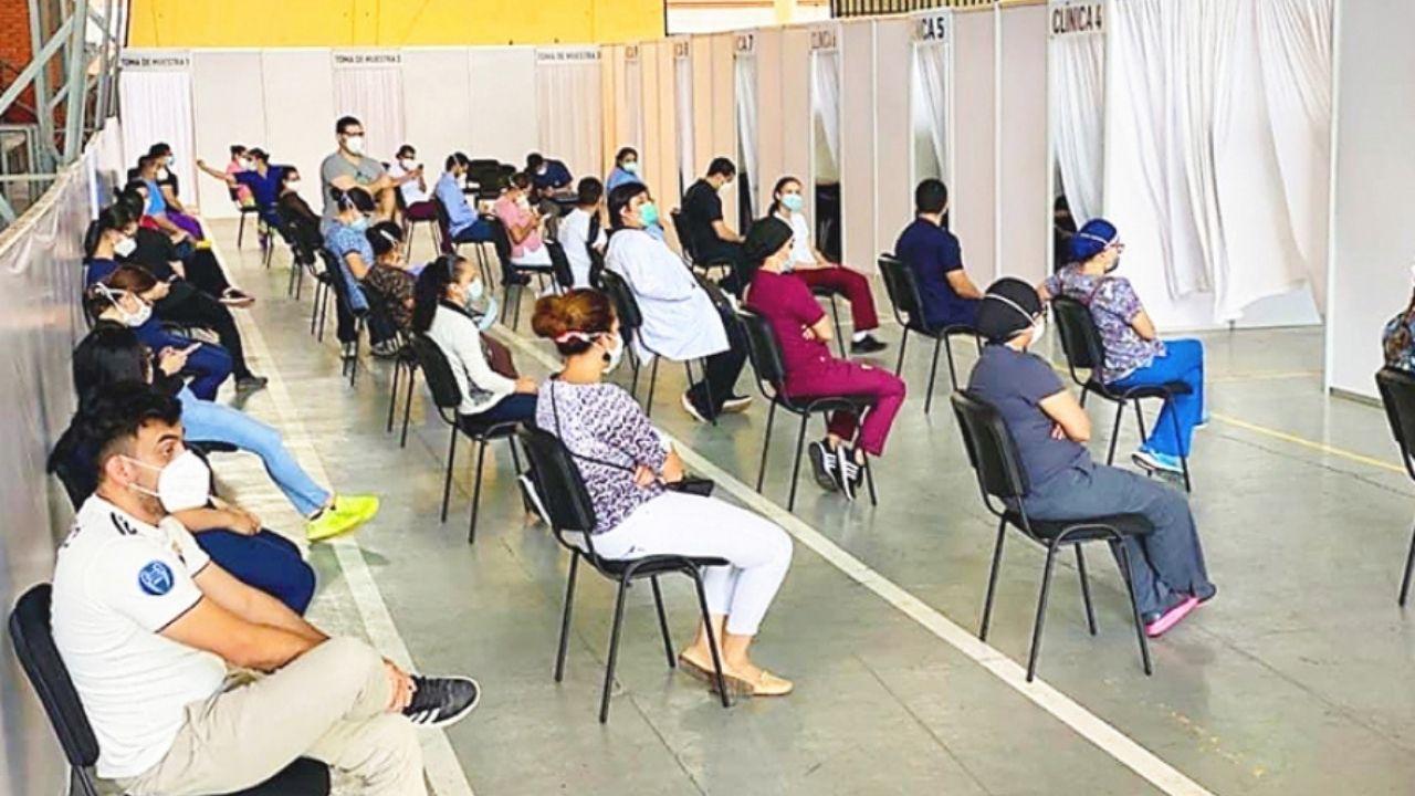 Hasta 85 por ciento llega positividad de pruebas de detección de covid en centros de triaje en Honduras