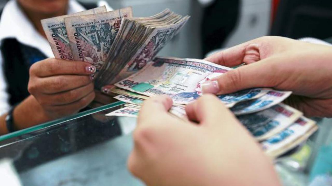 Sistema financiero de Honduras tiene unos L 83,500 millones de liquidez