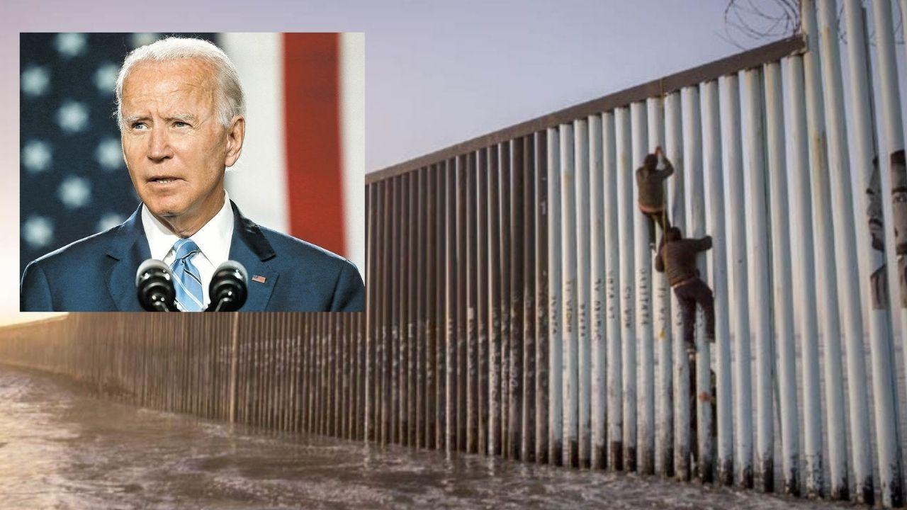 Biden promete acabar con la pesadilla de los inmigrantes y el muro de Trump podría desaparecer
