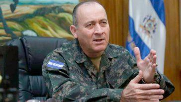 general de las fuerzas armadas de honduras, rene ponce fonseca