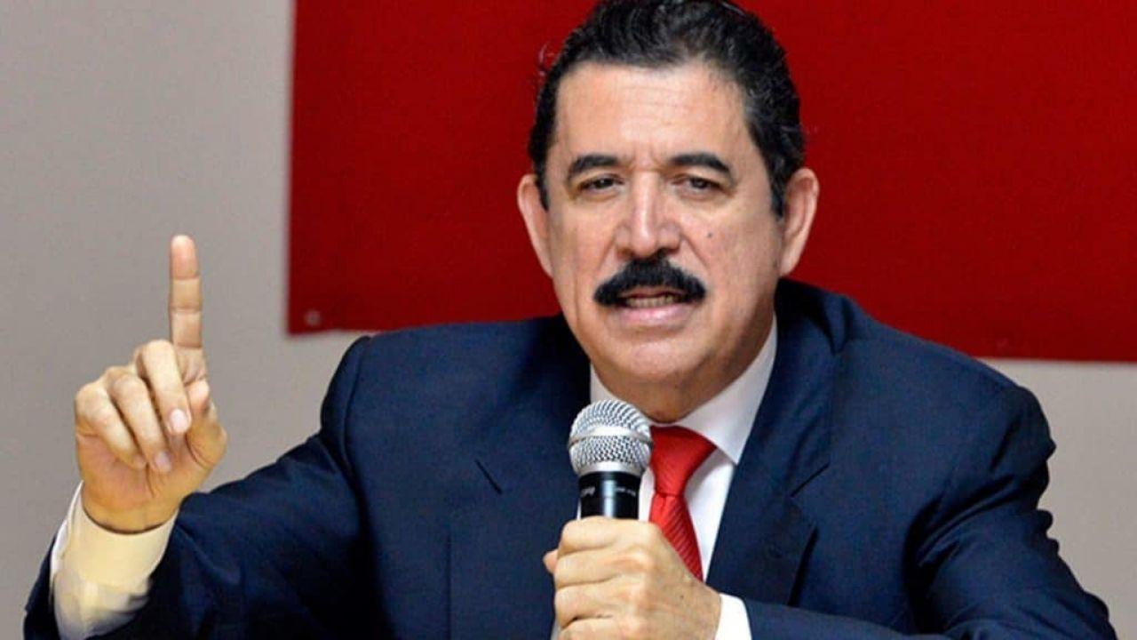 Mel Zelaya dice tener 'serias dudas' y 'reservas' en la transmisión de resultados en elecciones primarias