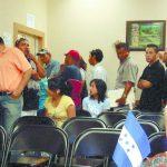 migrantes hondureños en estados unidos