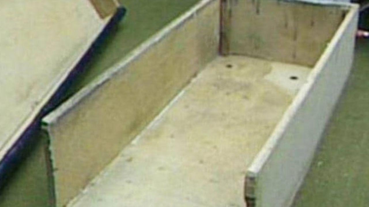 Mujer estuvo siete años secuestrada dentro de un ataúd y solo la dejaban salir para abusarla